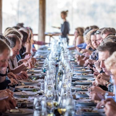 Galafrey Wines Long Table Lunch